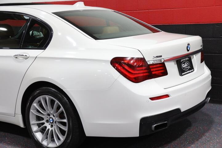 2014 BMW 750Li xDrive M Sport 4dr Sedan Chicago IL