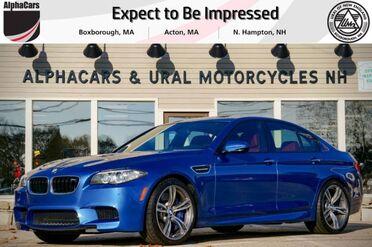 2014_BMW_M5__ Boxborough MA