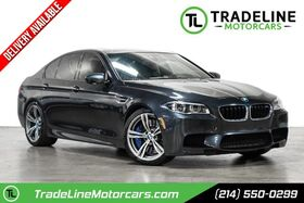 2014_BMW_M5__ CARROLLTON TX