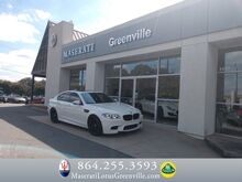 2014_BMW_M5__ Greenville SC