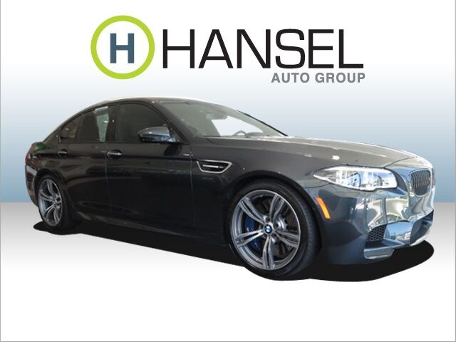 2014 BMW M5 Base Petaluma CA