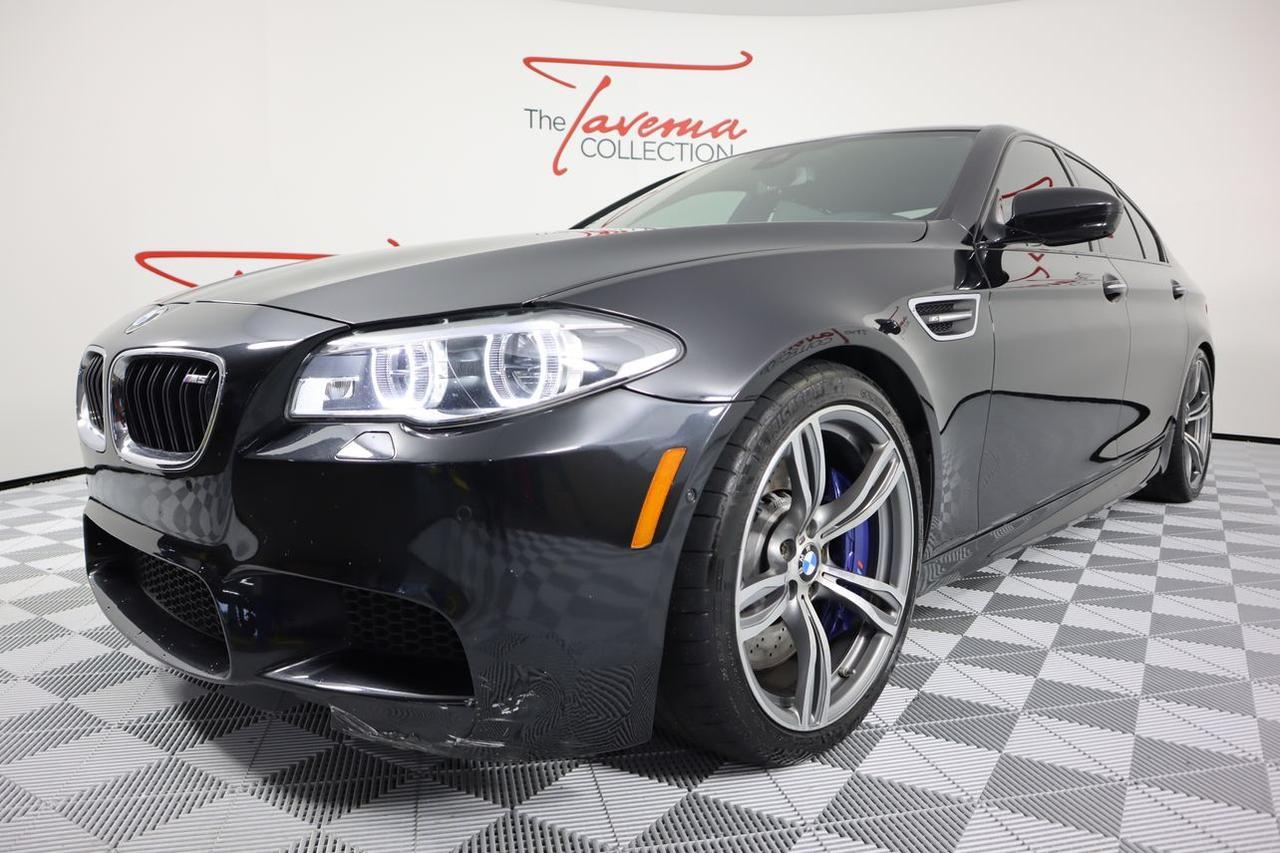 2014 BMW M5 Sedan 4D Hollywood FL
