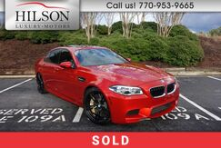 2014_BMW_M5 w/Competition & Executive Package__ Marietta GA