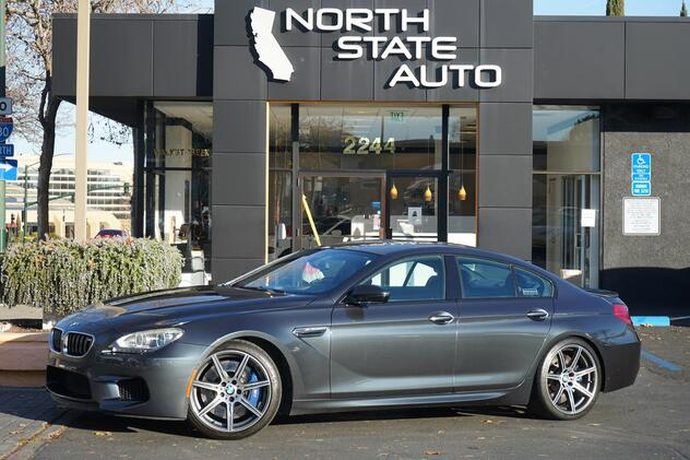 2014_BMW_M6__ Walnut Creek CA