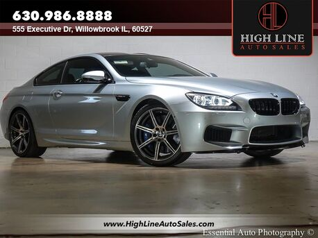 2014_BMW_M6__ Willowbrook IL