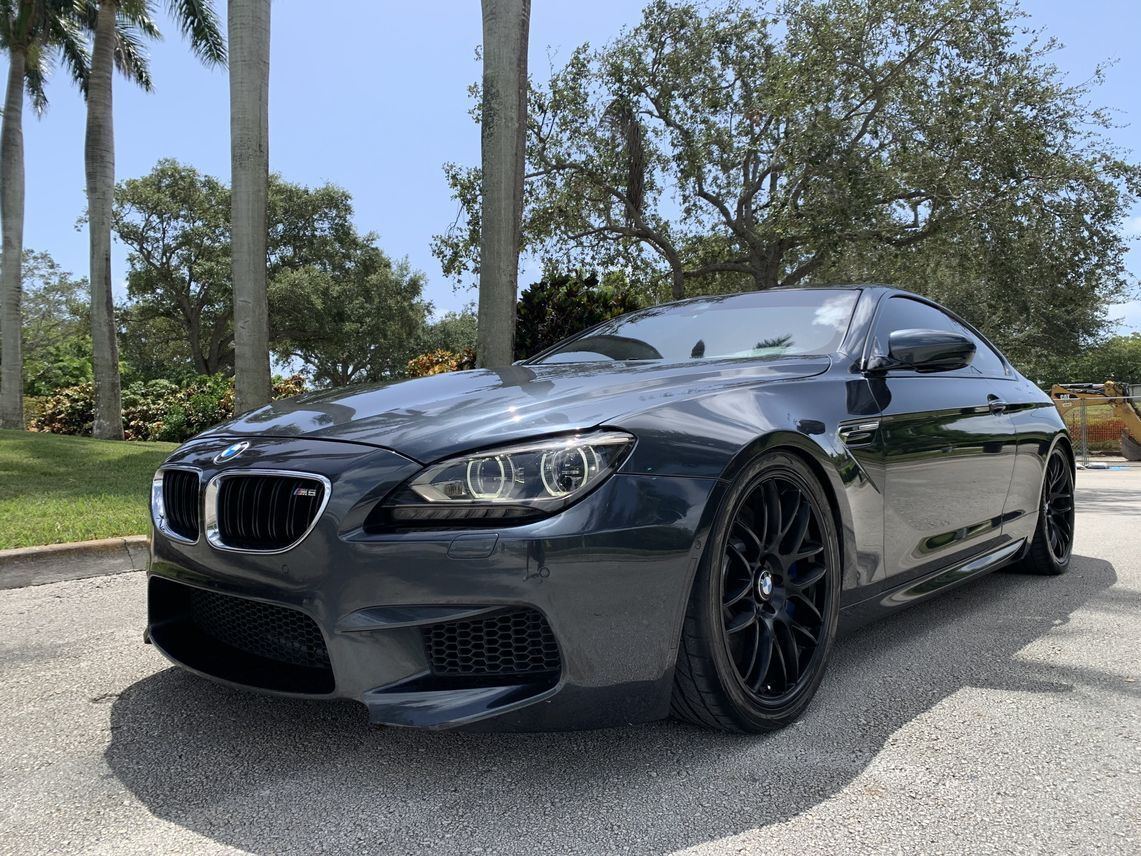 2014 BMW M6 Coupe 2D Hollywood FL