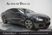 BMW M6 DRVR ASST PLUS,EXECUTIVE,HEADS UP,FULL LED 2014