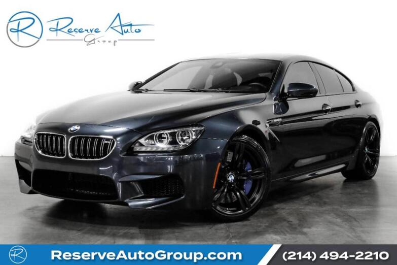 2014 BMW M6 Executive Pkg B&O Sound Driver Asst Plus HeadsUp The Colony TX