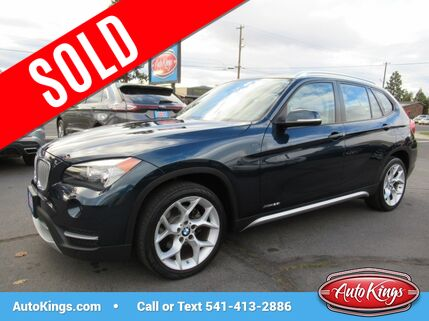 2014_BMW_X1_AWD 4dr xDrive28i_ Bend OR
