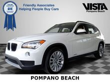 2014_BMW_X1_sDrive28i_ Coconut Creek FL