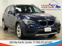 2014_BMW_X1 sDrive28i_LIGHTING PKG LEATHER SEATS BLUETOOTH INDEPENDENT CLIMATE CONTROL_ Carrollton TX