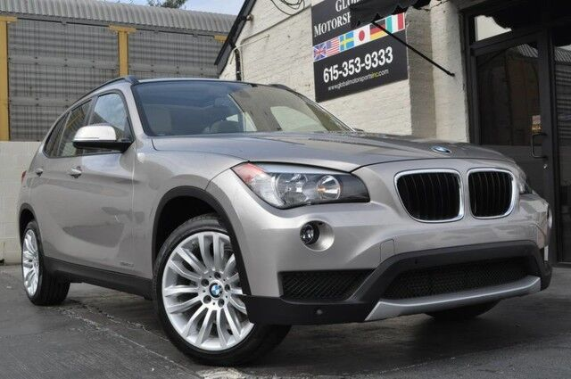 2014 BMW X1 sDrive28i/Navigation/Premium Package w/ Comfort Access/Driver Assistance Package w/ Rear View Camera, PDC/Heated Seats/Panoramic Moonroof/HiFi Audio w/ Streaming Bluetooth/Low Miles Nashville TN