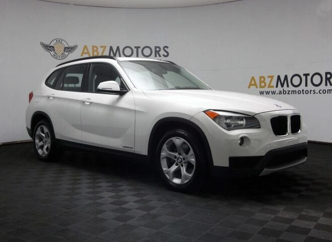 2014 BMW X1 sDrive28i Push Start,Bluetooth,AUX/USB Houston TX