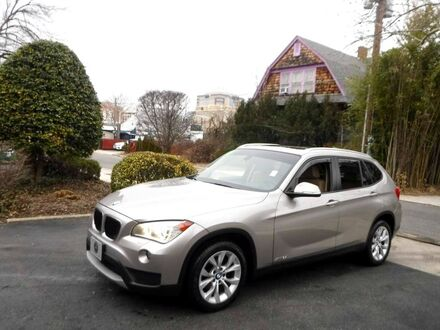 2014_BMW_X1_xDrive28i_ Arlington VA