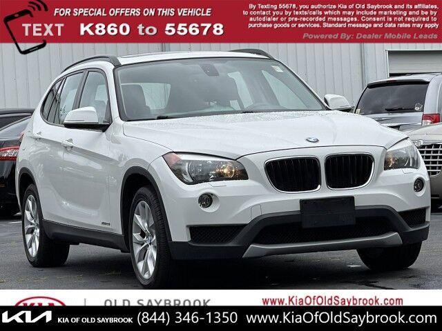 2014 BMW X1 xDrive28i Old Saybrook CT