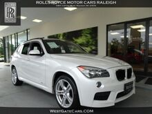2014_BMW_X1_xDrive28i_ Raleigh NC