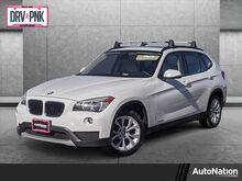 2014_BMW_X1_xDrive28i_ Roseville CA