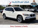 2014 BMW X1 xDrive35i 1 OWNER SPORT PKG LEATHER PANO ROOF AWD