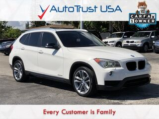 BMW X1 xDrive35i 1 OWNER SPORT PKG LEATHER PANO ROOF AWD 2014