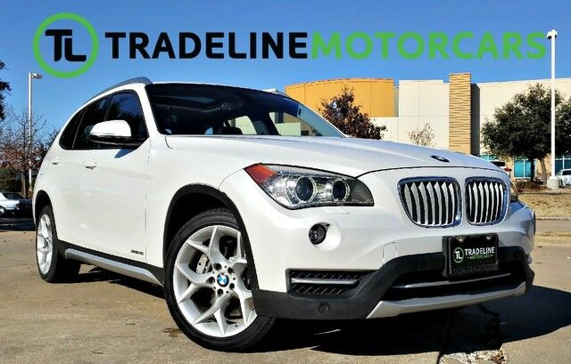 2014 BMW X1 xDrive35i NAVIGATION, SUNROOF, HEATED SEATS, AND MUCH MORE!!! CARROLLTON TX