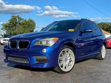 2014_BMW_X1_xDrive35i_ Raleigh NC