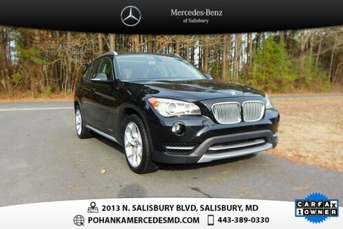 2014_BMW_X1_xDrive35i_ Salisbury MD