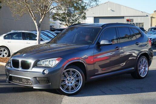 2014_BMW_X1_xDrive35i_ San Rafael CA