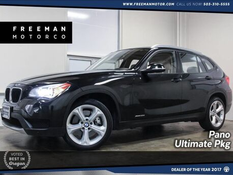 2014_BMW_X1_xDrive35i Ultimate Package Pano Backup Cam_ Portland OR
