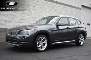 2014_BMW_X1_xDrive35i_ Willow Grove PA