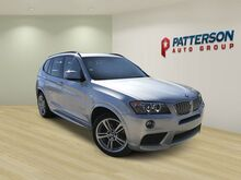 2014_BMW_X3_4DR 28I AWD XDRIVE_ Wichita Falls TX
