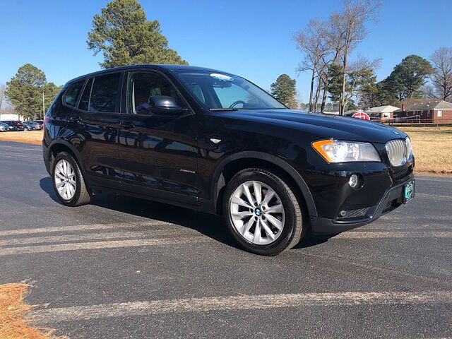 2014 BMW X3 4d SAV xDrive28i Virginia Beach VA