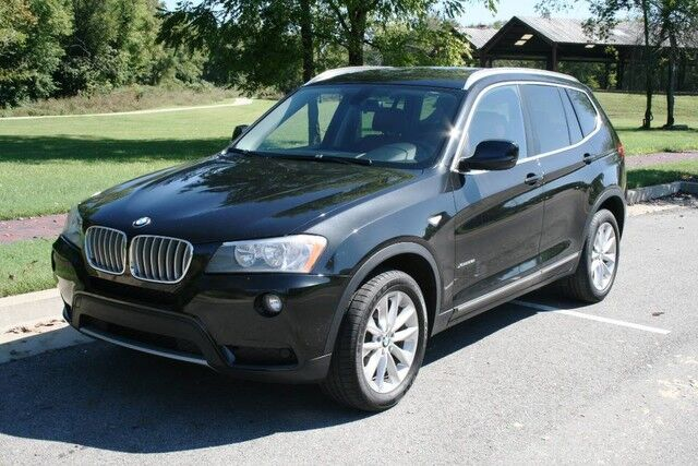 2014 BMW X3 Very Clean - One Owner - Navigation - Panoramic Roof - Heated Seats - All Wheel Drive Nashville TN