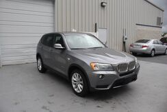 2014_BMW_X3_xDrive 28i AWD SUV Navigation Leather Bluetooth HUD_ Knoxville TN