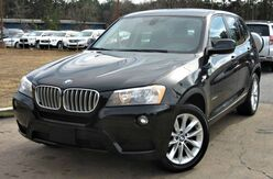 2014_BMW_X3_xDrive28i - w/ NAVIGATION & LEATHER SEATS_ Lilburn GA