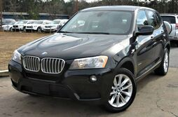 BMW X3 xDrive28i - w/ NAVIGATION & LEATHER SEATS 2014