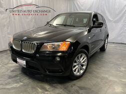 2014_BMW_X3_xDrive28i / 2.0L Twinpower Turbo Engine / AWD xDrive / Panoramic Sunroof / Bluetooth / Parking Aid with Rear View Camera / Cold Weather Package / Push Start_ Addison IL