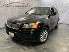 BMW X3 xDrive28i / 2.0L Twinpower Turbo Engine / AWD xDrive / Panoramic Sunroof / Bluetooth / Parking Aid with Rear View Camera / Cold Weather Package / Push Start Addison IL