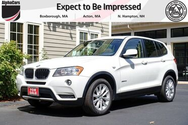 2014_BMW_X3_xDrive28i_ Boxborough MA