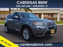 2014_BMW_X3_xDrive28i_ Brownsville TX