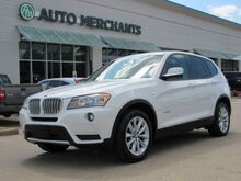 2014_BMW_X3_xDrive28i *DRIVER ASSIST* LEATHER, BACKUP CAMERA, SUNROOF, BLUETOOTH CONNECTIVITY, POWER LIFTGATE_ Plano TX