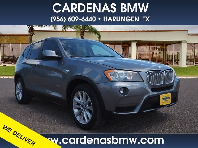2014 BMW X3 xDrive28i Harlingen TX