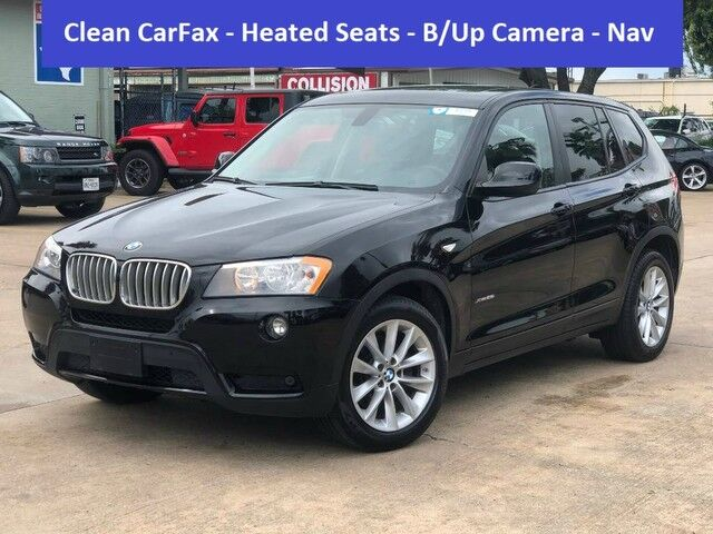 2014_BMW_X3_xDrive28i_ Houston TX