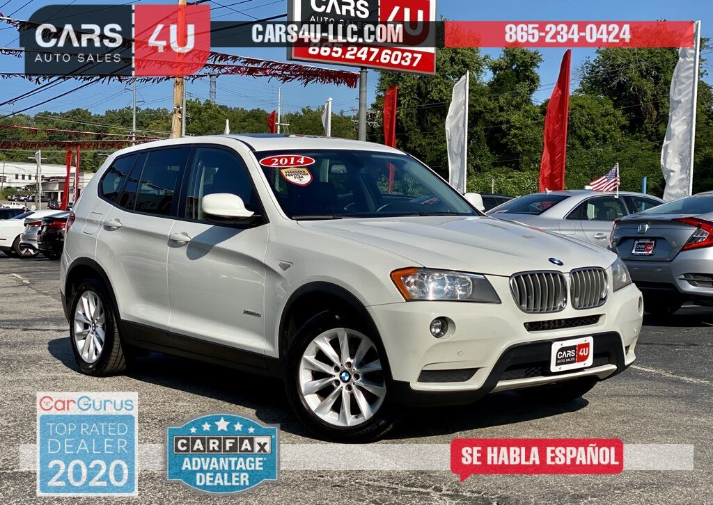 2014 BMW X3 xDrive28i Knoxville TN