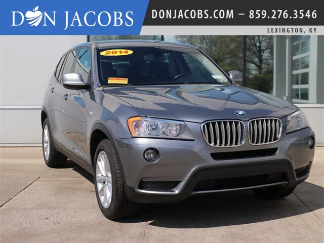 2014 BMW X3 xDrive28i Lexington KY