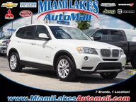 2014 BMW X3 xDrive28i Miami Lakes FL