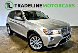 2014_BMW_X3_xDrive28i NAVIGATION, LEATHER, REAR VIEW CAMERA AND MUCH MORE!!!_ CARROLLTON TX