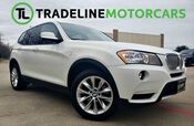 2014 BMW X3 xDrive28i PANO SUNROOF, LEATHER, BLUETOOTH, AND MUCH MORE!!!