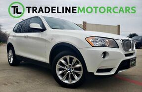 2014_BMW_X3_xDrive28i PANO SUNROOF, LEATHER, BLUETOOTH, AND MUCH MORE!!!_ CARROLLTON TX