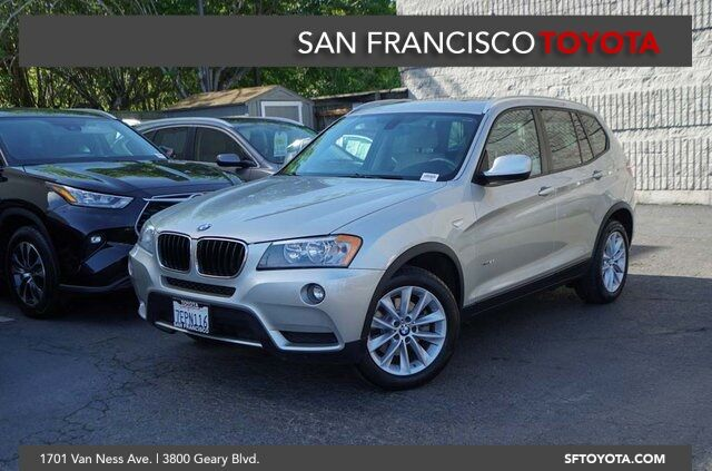 2014 BMW X3 xDrive28i San Francisco CA