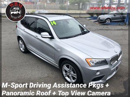 2014_BMW_X3_xDrive28i w/ M-Sport Package_ Arlington VA